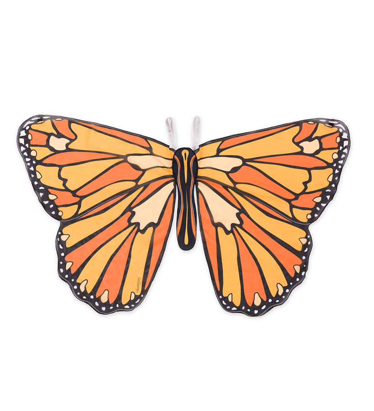 Colorful Butterfly Wings - Orange
