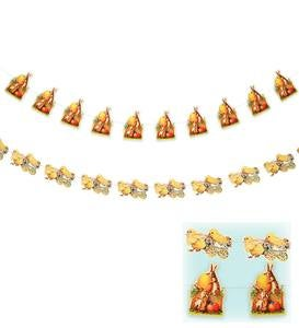 Vintage Easter Garlands Set
