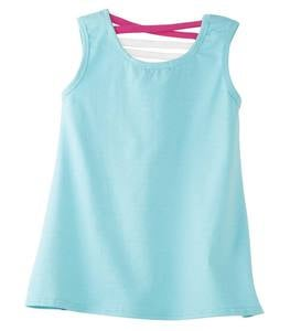 Sequin Flamingo Tank - MLT - 10