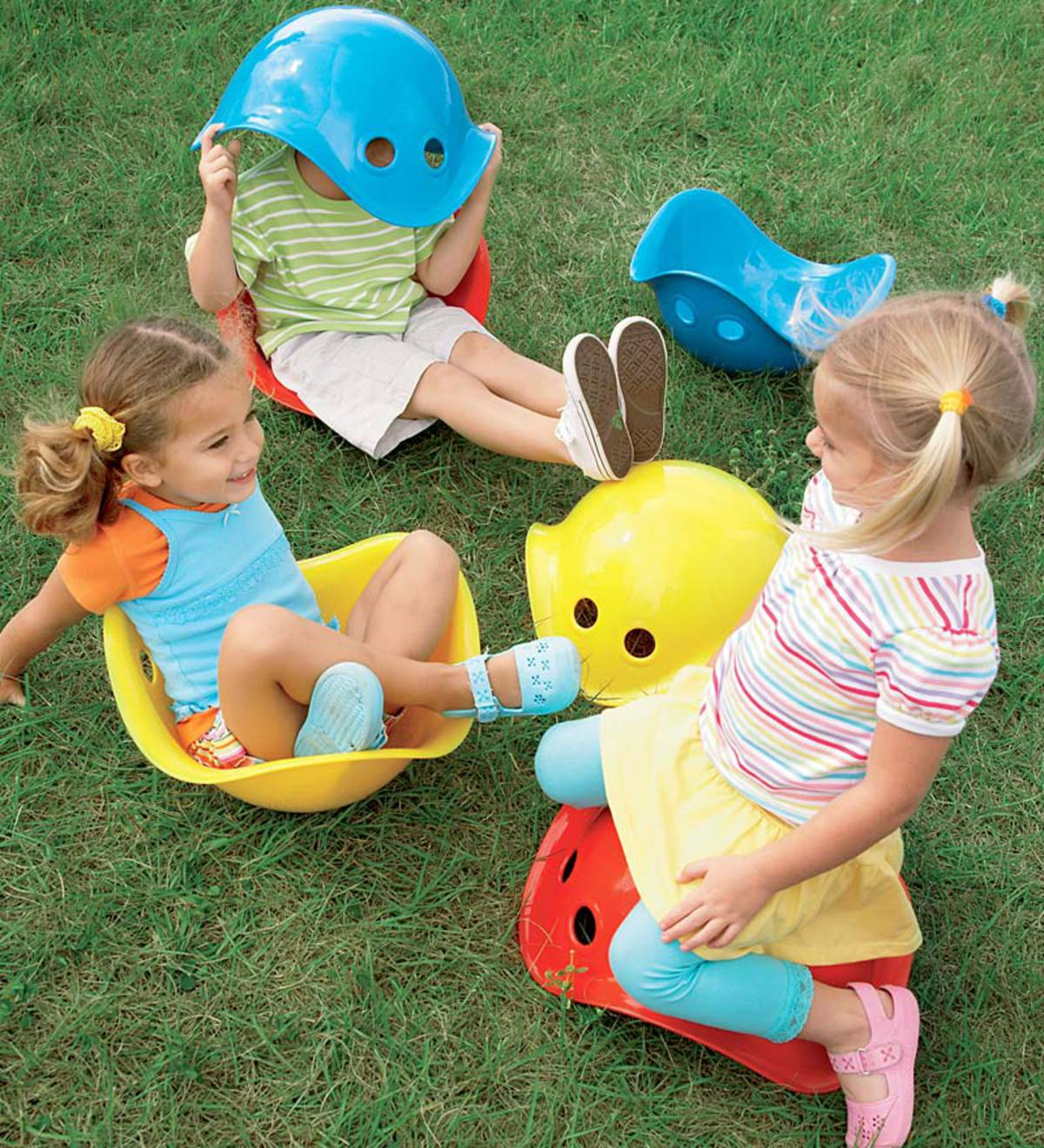 "16"" High-Density Polyethylene Versatile Bilibo Toy"