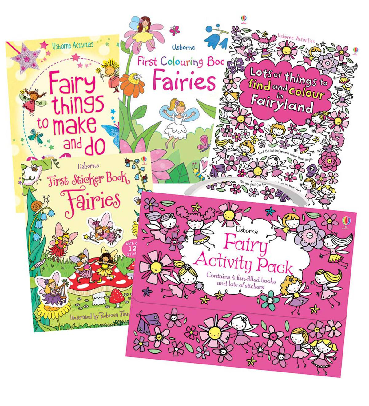 Fairy Activity Pack