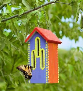 Color Pops® Paint-Your-Own Butterfly House