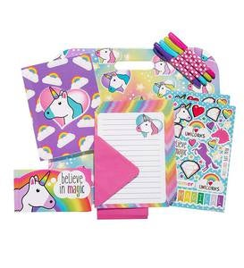 Unicorn Super Stationary Set
