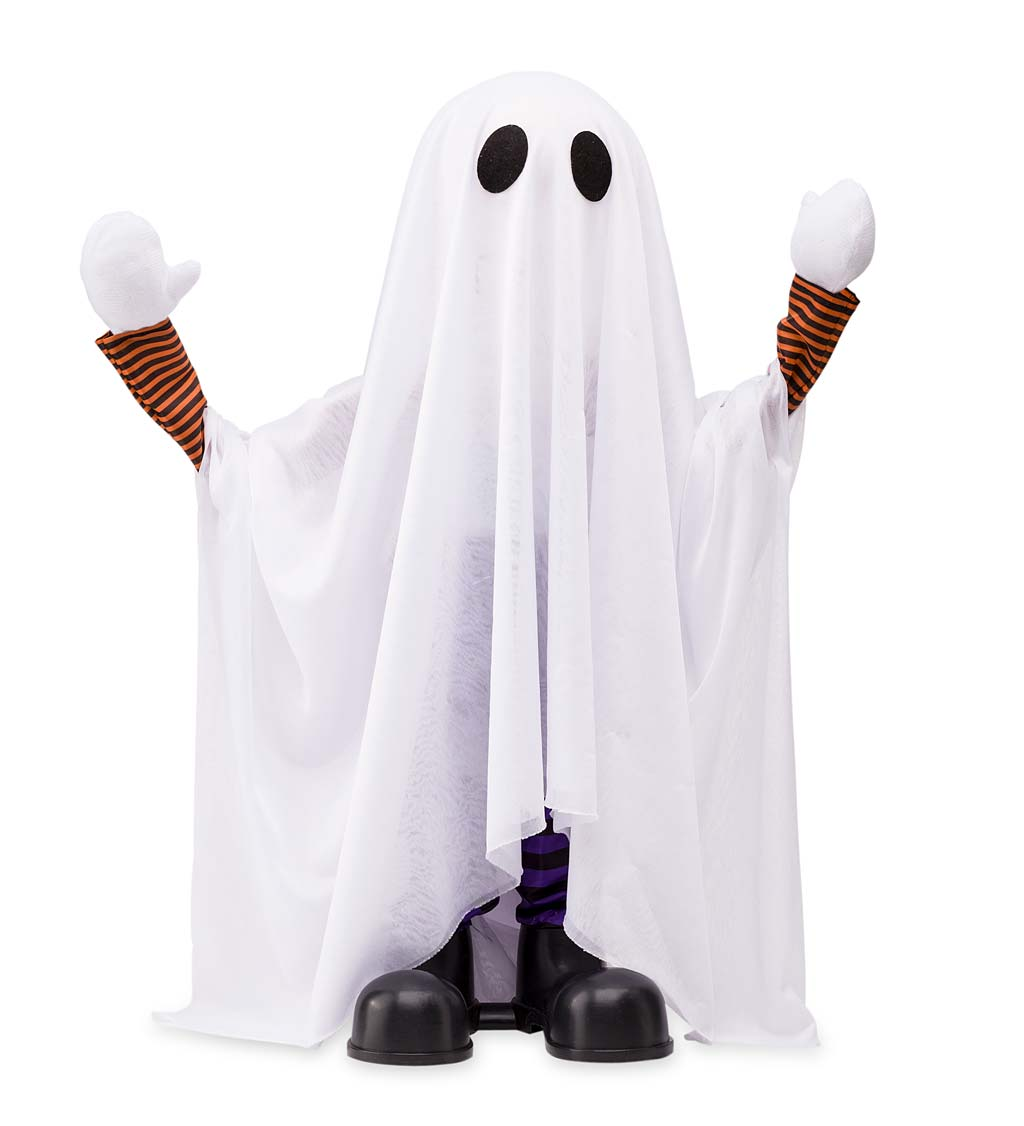 Wiggle Ghost Halloween Decoration