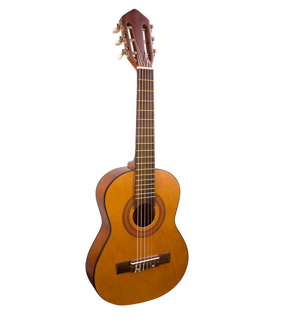 Hardwood Three-Quarter Scale Student Guitar