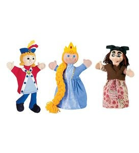 Rapunzel Puppet Collection
