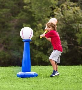 Inflatable T-Ball Set
