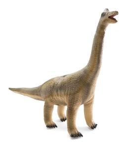 Posable Brachiosaurus Natural Latex Dinosaur
