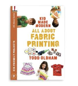 All About Fabric Printing Book