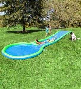 Ultimate Double-Wide Water Slide