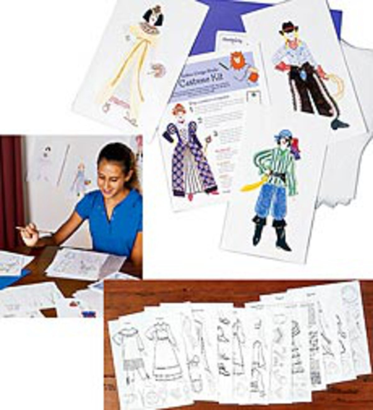 Fashion Design Studio Add-On Kit