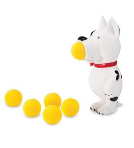 Popper with Soft Foam Flying Balls