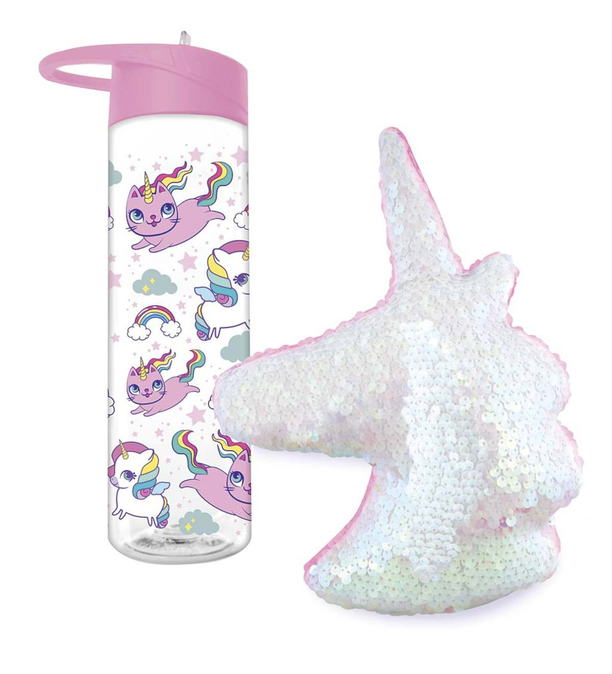 Unicorn Plush Gift Set