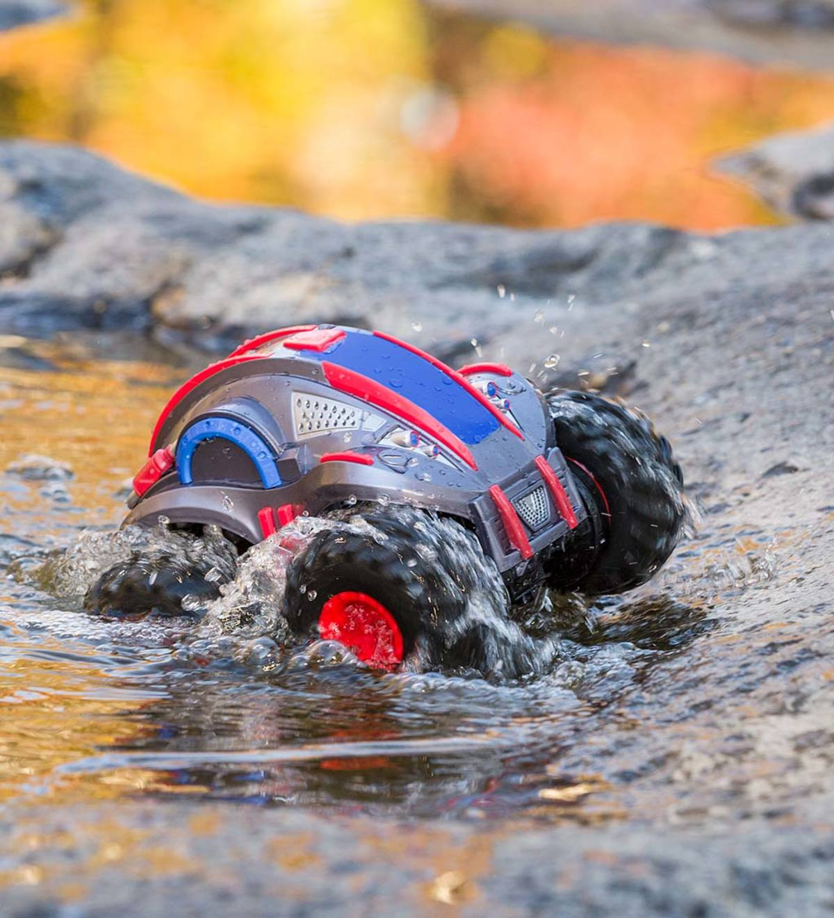 Water Rover All-Terrain Remote Control Car