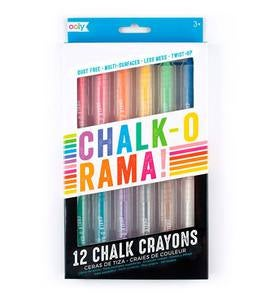 Chalk-O-Rama (set of 12)