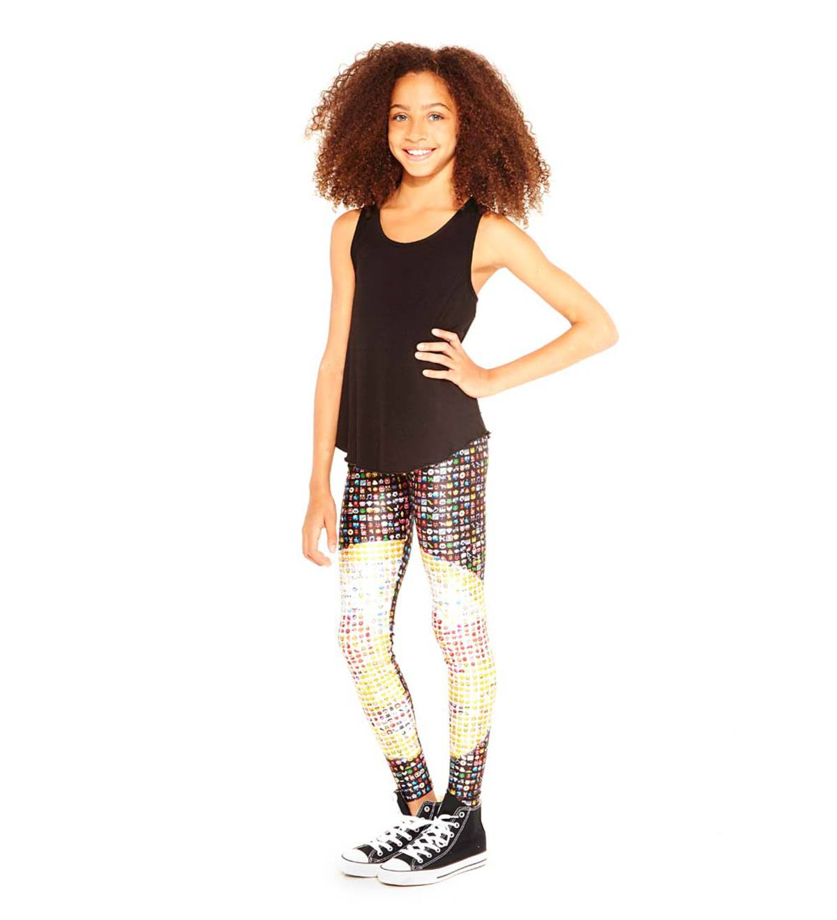 Emoji 3.0 Leggings - Multi - 16