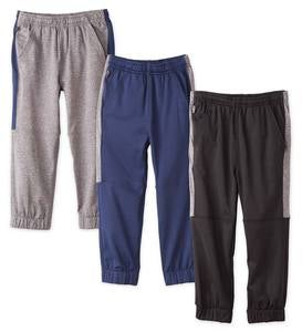 Stripe Performance Jogger Pants
