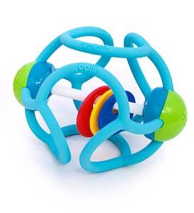Bollie Squishy Rattle Ball