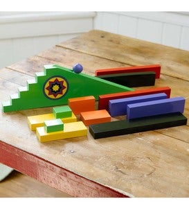 Domino Race Set