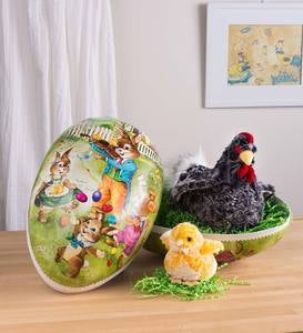 Pepper Hen and Fuzzy Chick Easter Egg Special
