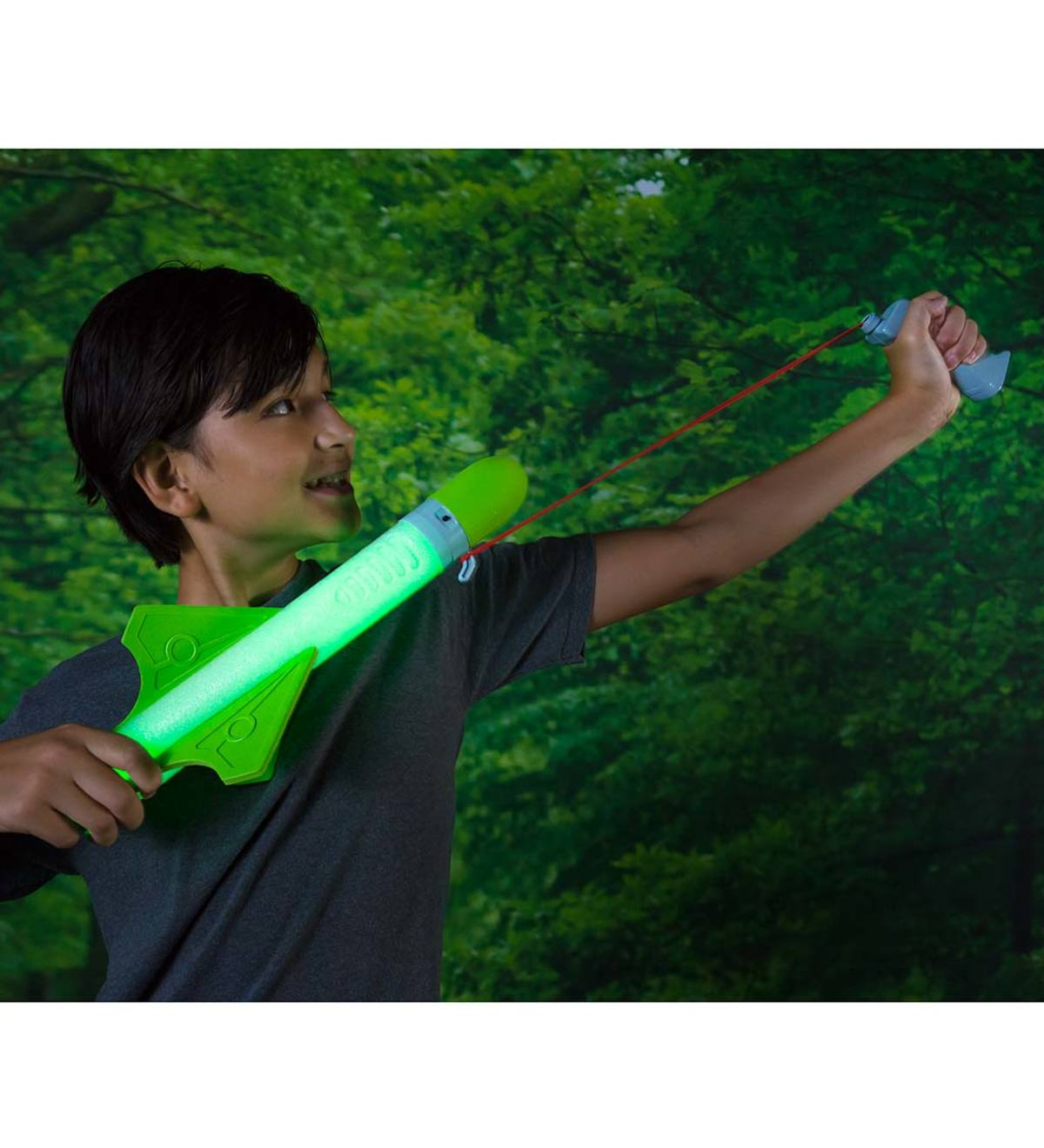 NightZone™ Unleash Light-Up Missile Launcher