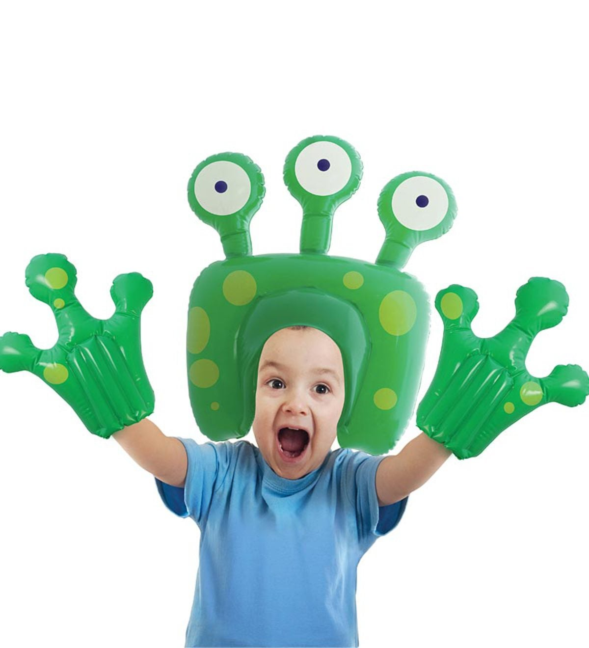Air Hedz Inflatable Headgear and Accessories