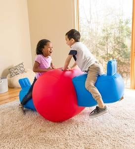 Giant Inflatable Seesaw Rocker