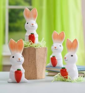 Cute Bunny Lights (set of 4)