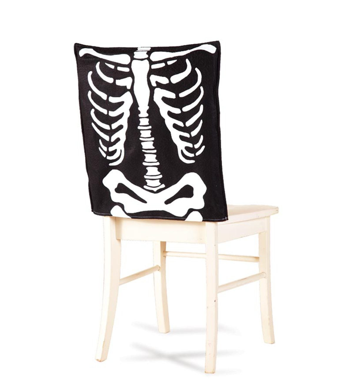 Skeleton Chair Cover Halloween Decoration