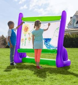 Giant Inflatable Outdoor Adventure Easel