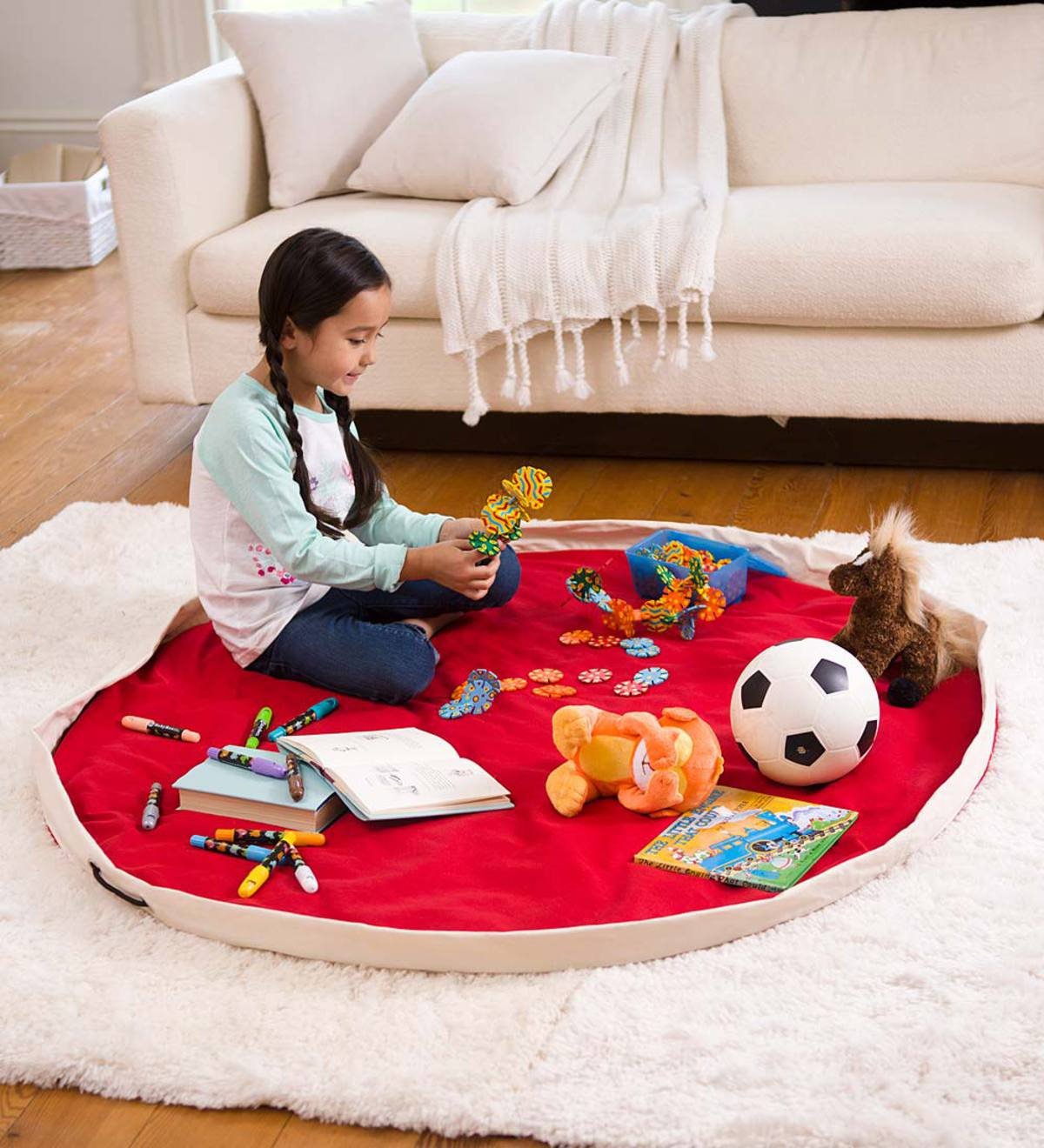 Play and Go Storage Bag