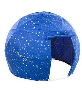 Glow-in-the-Dark Space Dome Tent