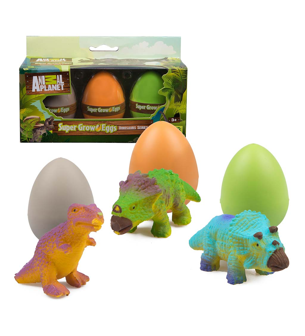 Super Grow Eggs