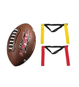 Mini Playbook Flag Football Set