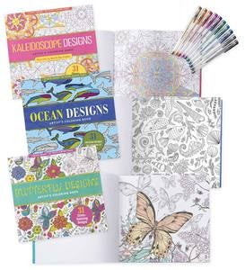 Artists' Coloring Books