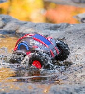 All Terrain Waterproof Remote Control Tumbling Car