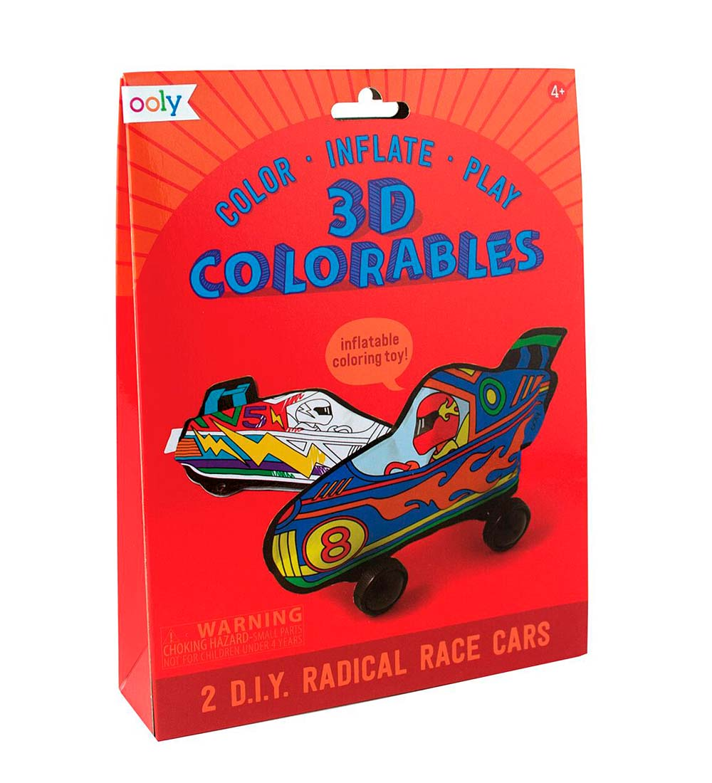 3D Colorables