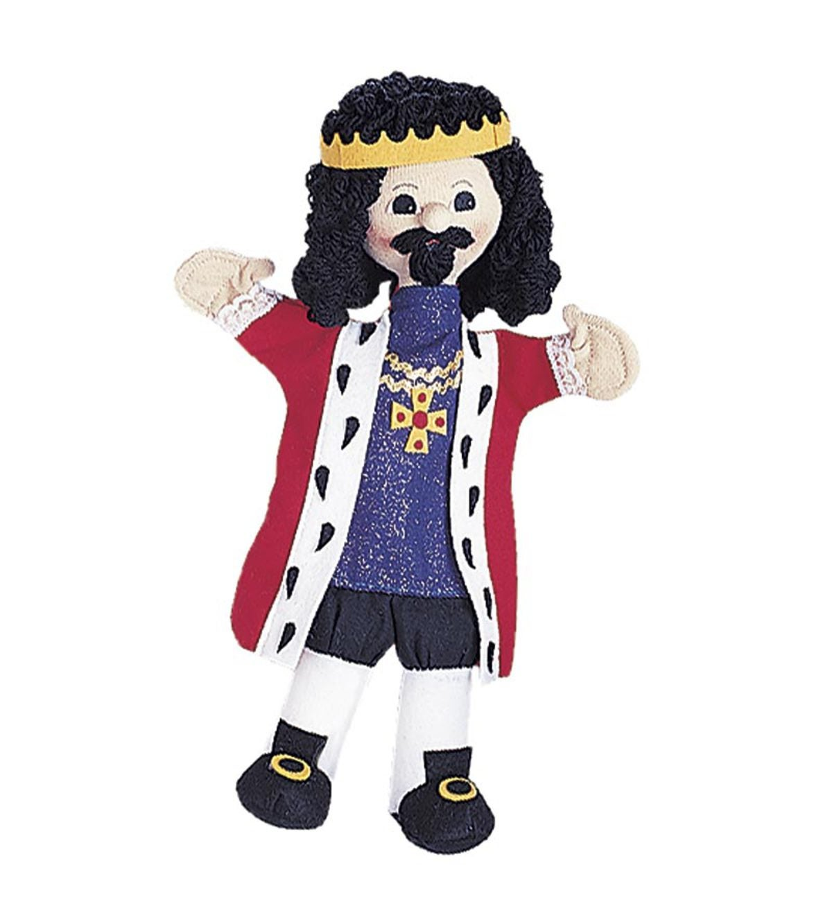 Royal Family Costumed Puppet - King