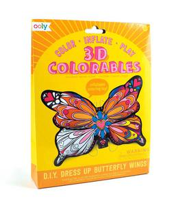 3D Colorables Wings