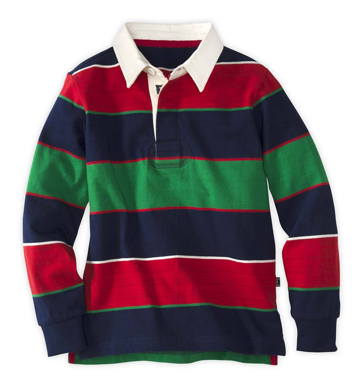 Holiday Stripe Rugby Shirt - Multi - 6
