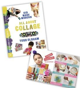 All About Collage Book