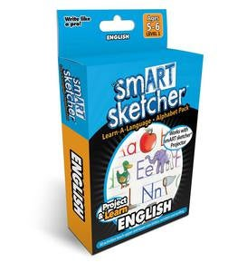 smART Sketcher Creative Pack: Alphabet