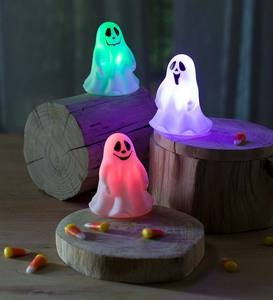Color-Changing Ghosts