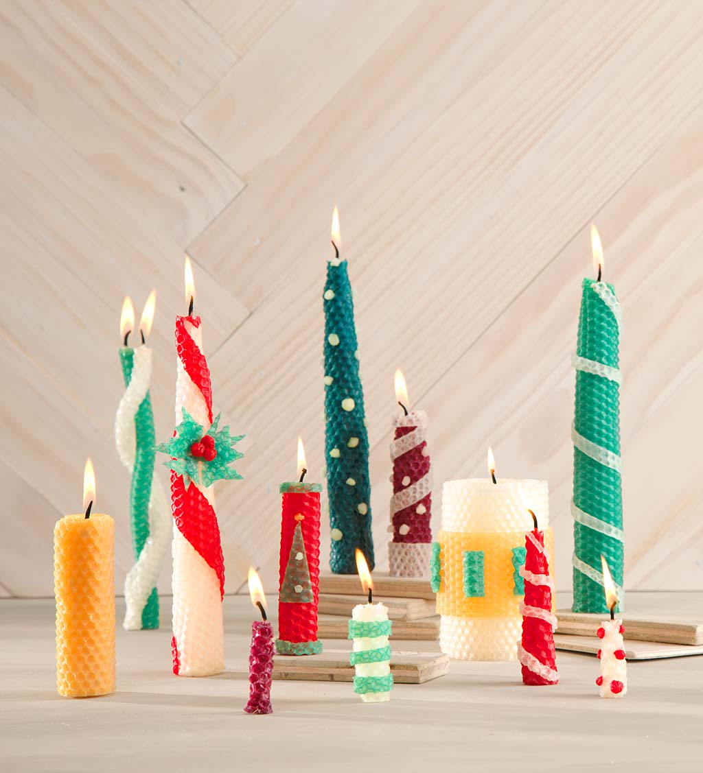 Holiday Candle Making Kit