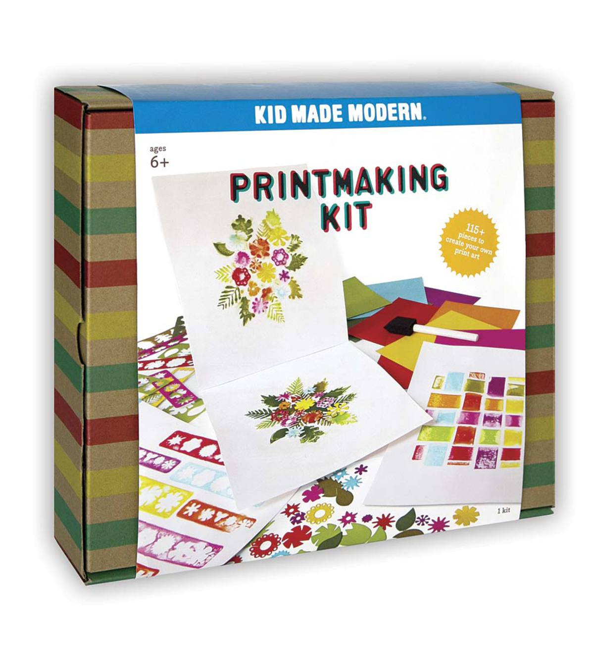 Printmaking Kit | 10 years old | Ages | HearthSong