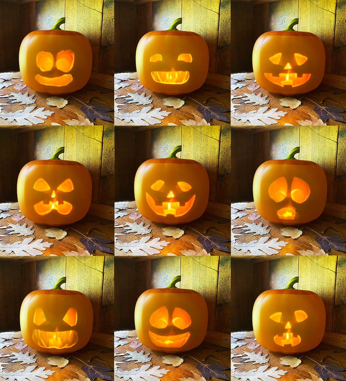 Jabberin' Jack Animated Talking Pumpkin
