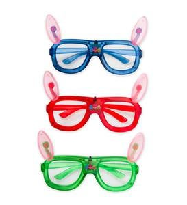 LED Bunny Hip-Hop Glasses