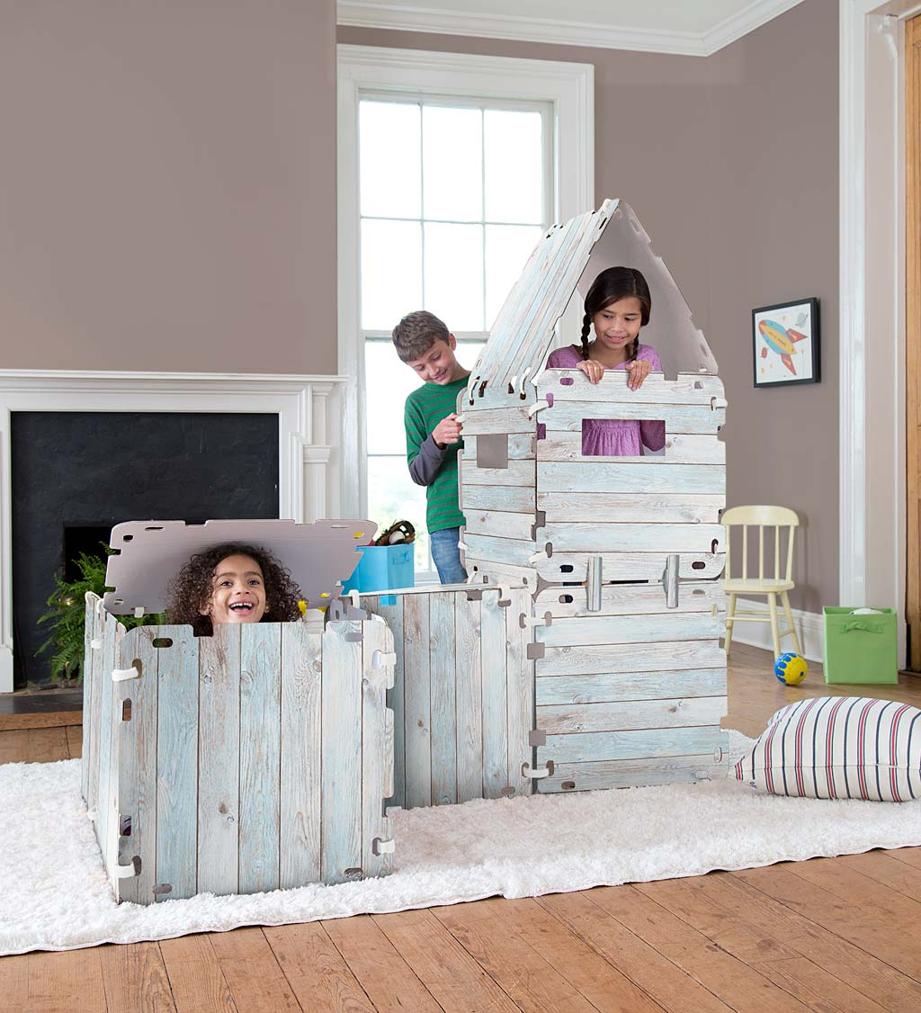 16-Panel Shiplap Fantasy Forts Kit