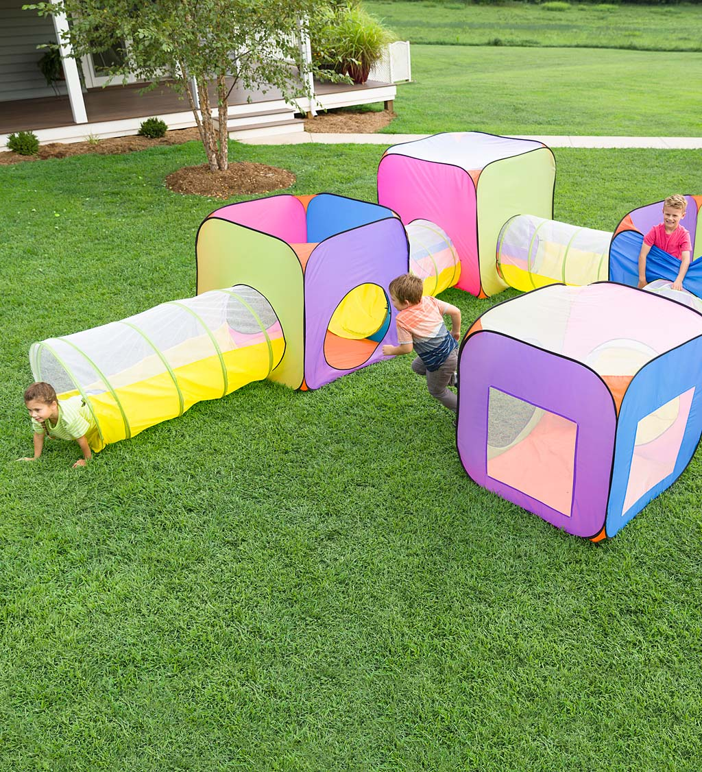 Play Tents and Tunnels Special