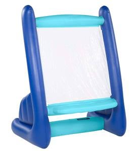 Inflatable Easel with Paints